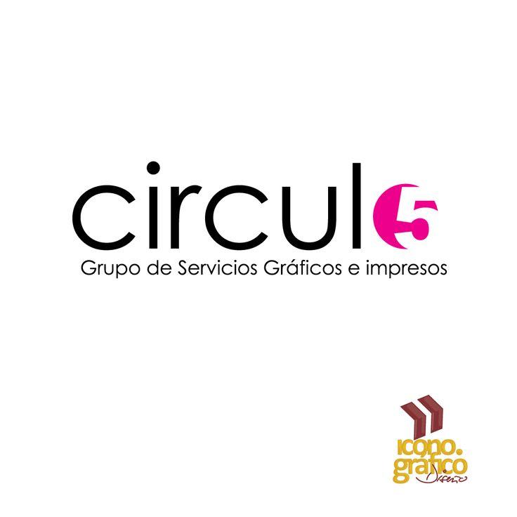 Logotipo de círuclo de negocios