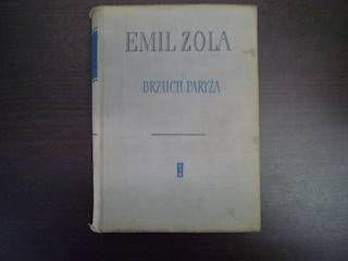 Kup teraz na allegro.pl za 28,99 zł - Brzuch Paryża - Emil Zola 1957…