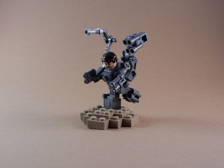"""Lego Edge Of Tomorrow"" by [E]ddy: Pimped from Flickr"