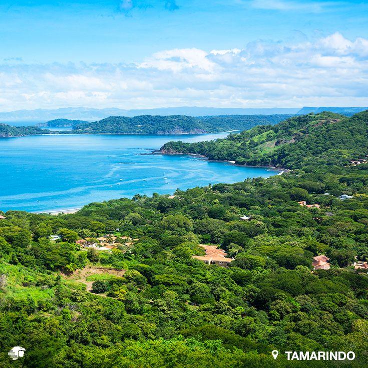 Tamarindo, Santa Cruz. Guanacaste, Costa Rica. Da un paseo por sus playas azules, llenas de paz y tranquilidad. Te recomendamos visitar Playa Grande y el Parque Nacional Marino Las Baulas. También podrás realizar buceo, snorkeling, surfing,windsurfing, ziplining, paseos, cabalgatas y pesca.