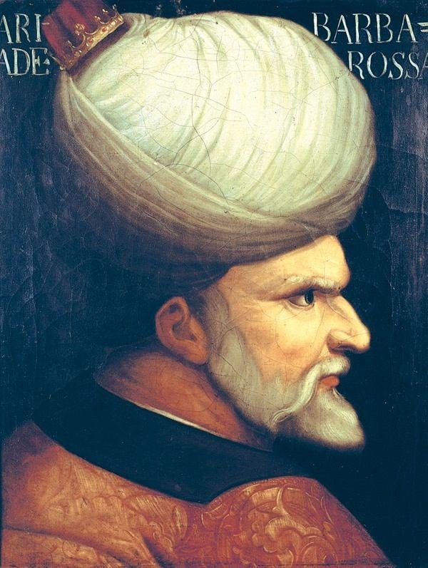.Barbaros Hayrettin Paşa