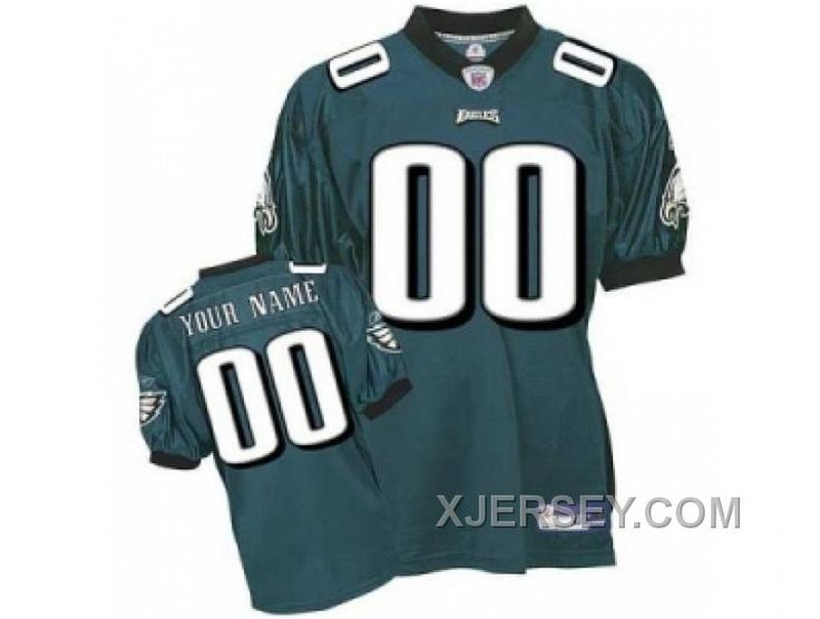 http://www.xjersey.com/for-sale-customized-philadelphia-eagles-jersey-green-team-color-football.html FOR SALE CUSTOMIZED PHILADELPHIA EAGLES JERSEY GREEN TEAM COLOR FOOTBALL Only $75.00 , Free Shipping!