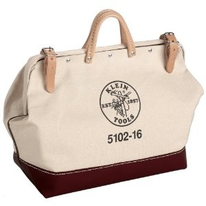 Klein 5102-24 Canvas Tool Bag, 24-Inch