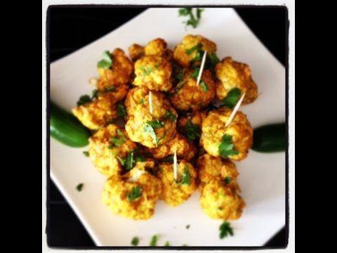 How to make Tandoori Gobi ( Baked Cauliflower Recipe)