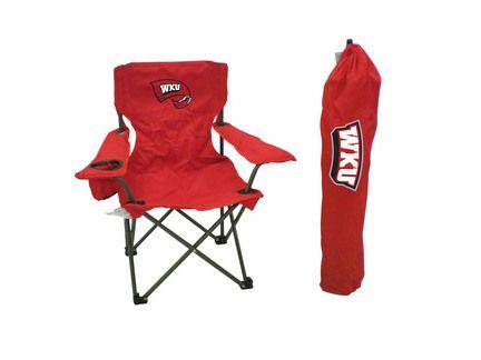 Western Kentucky Hilltoppers Ultimate Junior Tailgate Chair: Perfect for the little… #SportingGoods #SportsJerseys #SportsEquipment