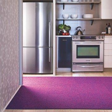 House Pet Carpet Tile, Hummingbird - carpet flooring - FLOR