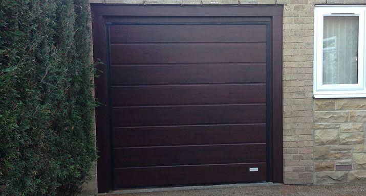 Best 25 sectional garage doors ideas on pinterest for 14 x 8 garage door