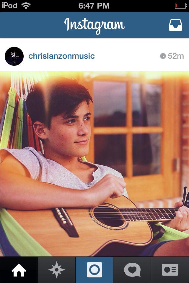 Chris Lanzon... love him