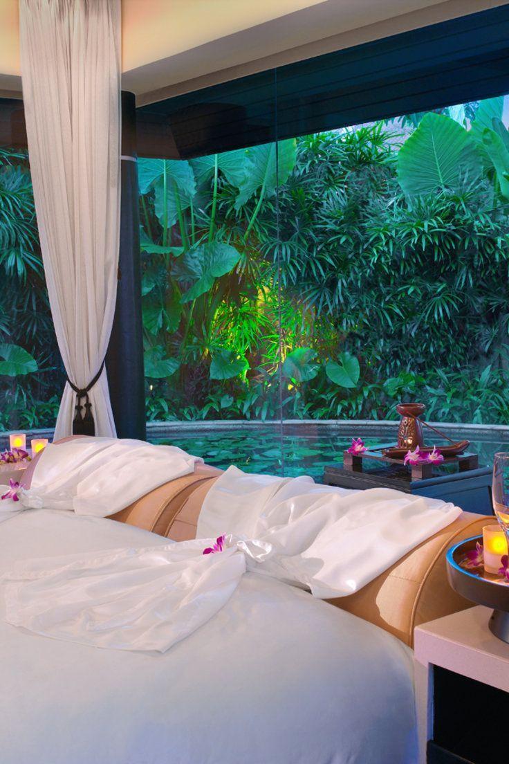 Banyan Tree Spa Sanctuary Phuket Thailand Peaceful Places Spa