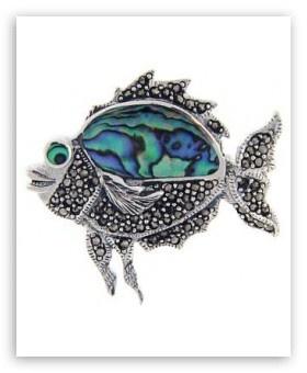 Abalone Shell Fish