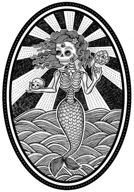 la sirena by xbabayagax, via Flickr