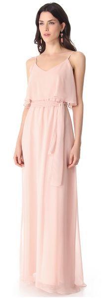 REVEL: Beach Bohemian Wedding Inspiration this would make an amazing boho bridesmaid dress!!!