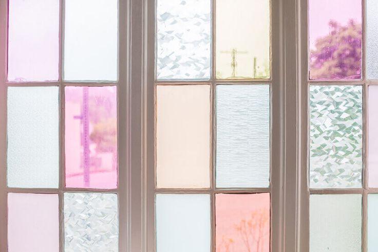 Gila DIY Window Film --Emily Henderson