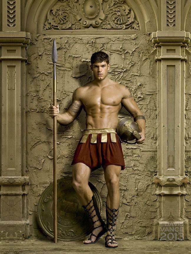 ancient rome men sexy