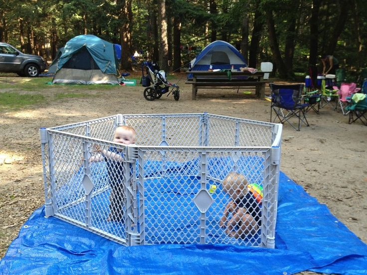 Best 25 Camping With A Baby Ideas On Pinterest