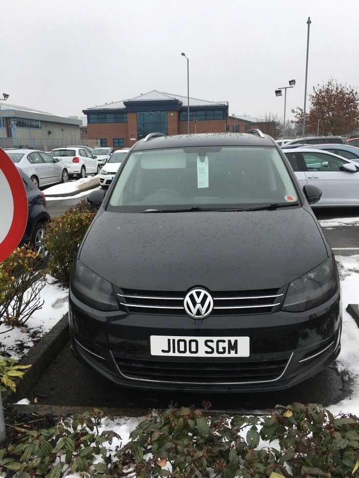 eBay: VW Sharan SEL Bluemotion TDI 2012 Not running - spares or repair #carparts #carrepair