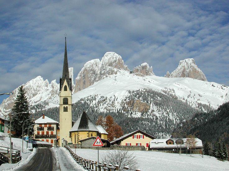 ALBA DI CANAZEI e Gruppo del Sassolungo - Trentino, Italy