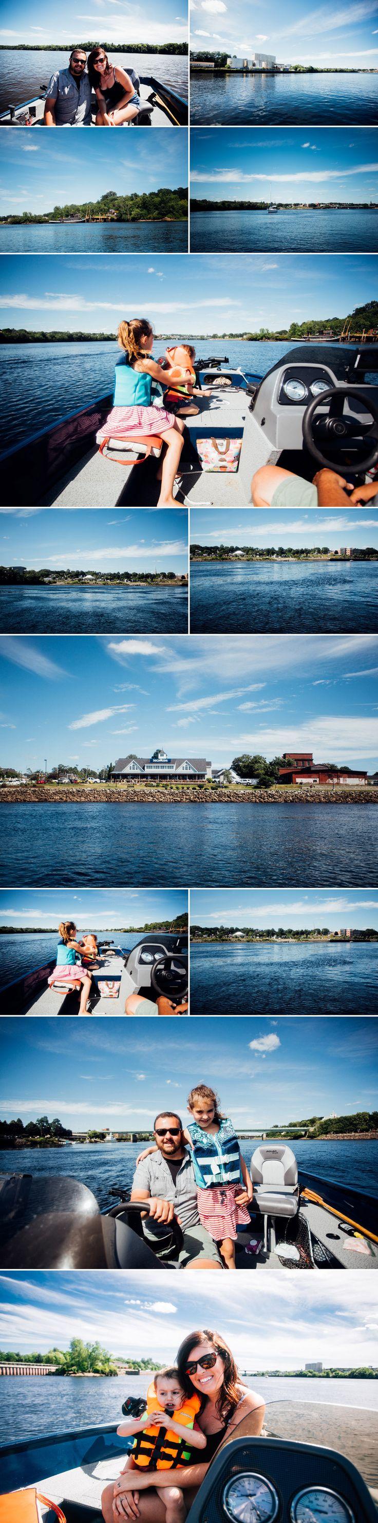 Hampden, Maine boat ride | Everyday Photography | Ashley Erin Photography