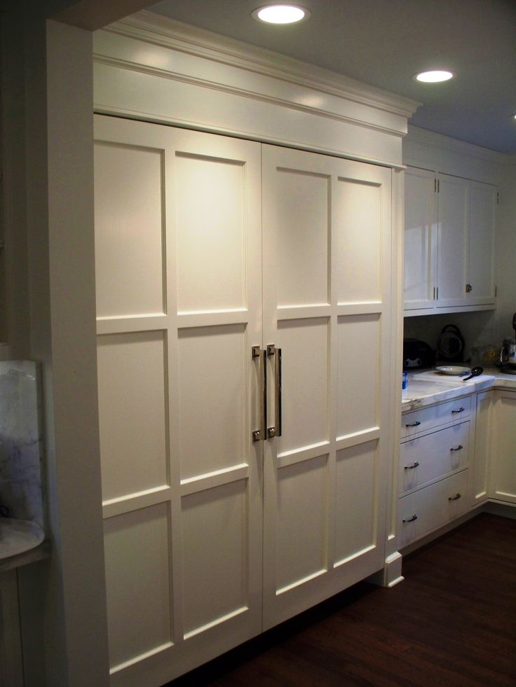 Fully Integrated Refrigerators By Mrs Gs 22 Design Ideas