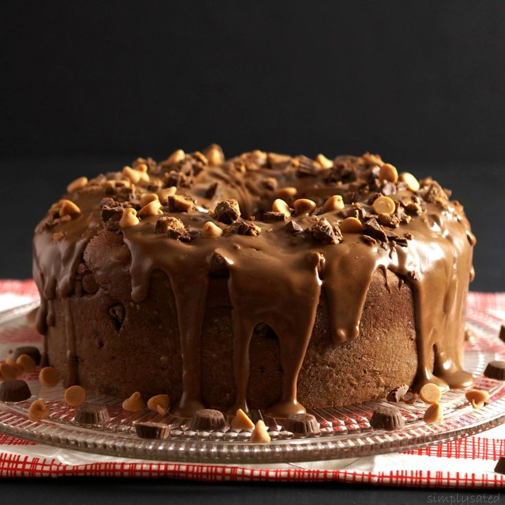 ... Pinterest | Chocolate Pound Cake, Pound Cakes and Peanut Butter Cups