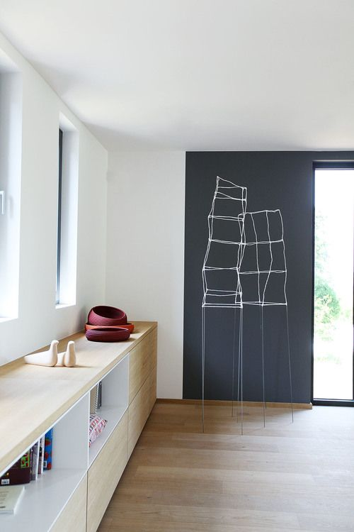 Maison contemporaine — desiron lizen