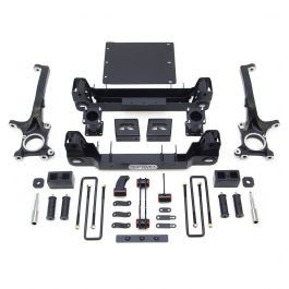 """<p>TRD Pro Plus 4"""" Lift Kit System.<br style=""""margin: 0px; padding: 0px;"""">2015-UP Tundra TRD PRO Only<br style=""""margin: 0px; padding: 0px;"""">2wd/4wd.<br style=""""margin: 0px; padding: 0px;"""">Made in USA.<br style=""""margin: 0px; padding: 0px;"""">Allows for up to 37"""" tall tires.<br style=""""margin: 0px; padding: 0px;"""">Retains use of both front and rear factory Bilstein shocks<..."""