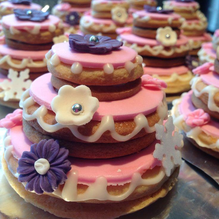 Cookies Birthday!  Verjaardagskoekjes/ traktatie!