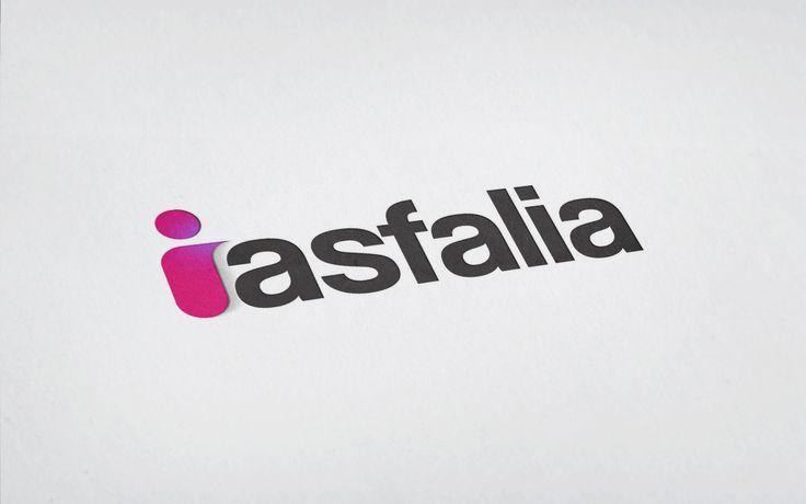 Insurance company logo design