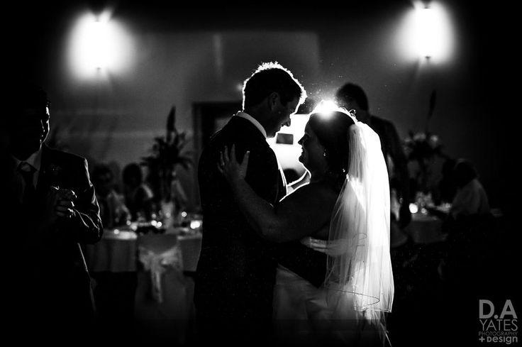 Such romantic lighting   image by D.A Yates Photography & Design www.dayates.com.au #weddingphotographer #firstdance