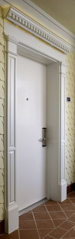 Best Images About Open Entrance Door Trim Pinterest Wood Window Casing And Block