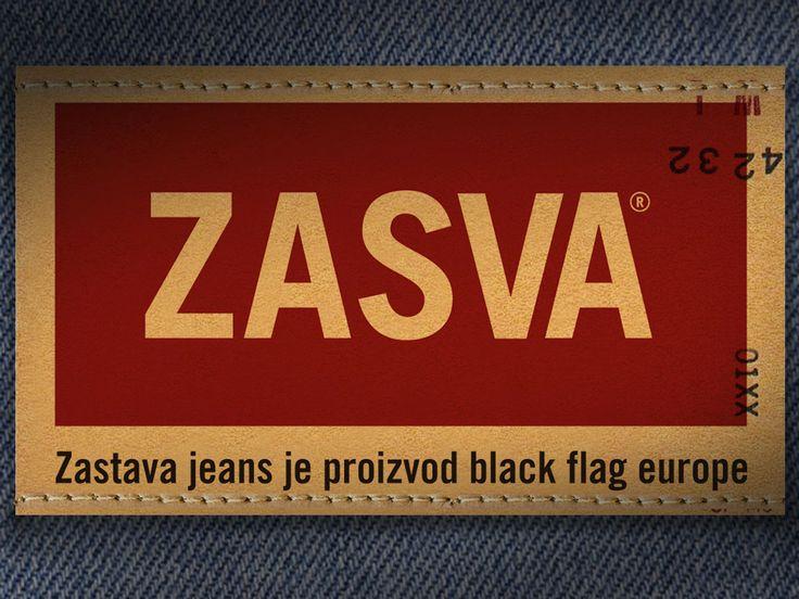 Branding Marca de Jeans