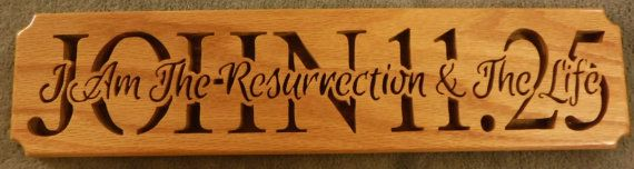 """Plaque is hand cut out of 1/2"""" thick red oak lumber.   Features 1/8"""" baltic birch backer.  Front of backer is stained red oak.   Edges are rounded.    Sprayed with a clear finish.  3 3/4"""" wide by 16"""" long.       Shipping is calculated depending on your zip code.    Does not include any hanging hardware. 