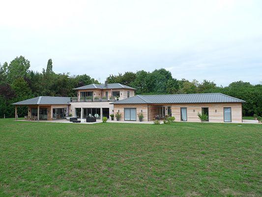 Salon Maison Bois Angers » Maison de campagne