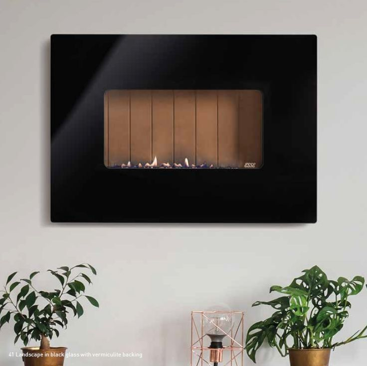 "Complete ""hang it anywhere"" freedom with flueless gas fires from ESSE."