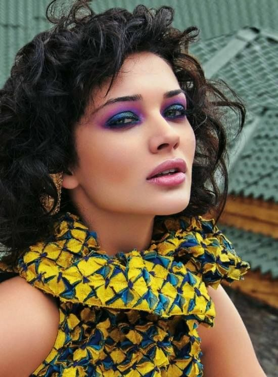 Amy Jackson in a stunning photoshoot for Verve magazine #Bollywood #Style #Fashion #Beauty