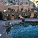 Ojo Caliente Mineral Springs Resort & Spa- North of Santa Fe, New Mexico  - Relaxation, healing waters, massage, pure peace..