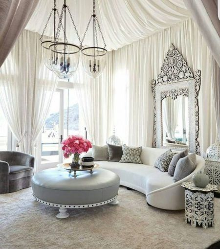 Pillar Decoration In Living Room How To Hide Types Of: 1000+ Ideas About Moroccan Interiors On Pinterest