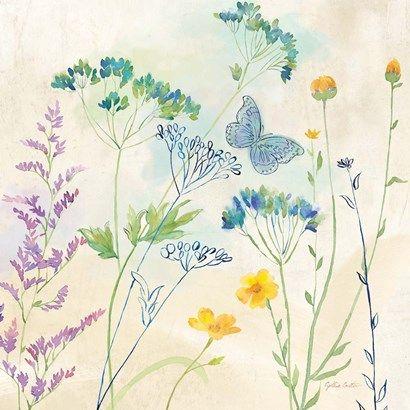 Wildflower Garden I