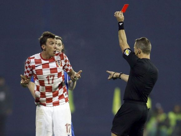 Croacia es una seleccion agresiva