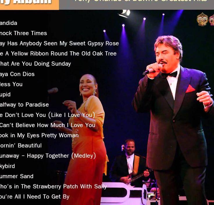 :: Tony Orlando & Dawn's Greatest Hits ::