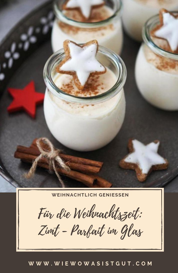 Parfait de canela en el vaso   – ALL ABOUT FOOD – Rezeptideen deutscher Blogger*