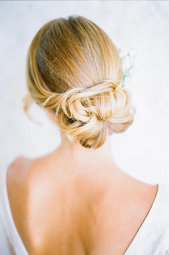 pretty wedding hair inspiration
