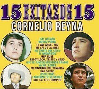 Descripción: Descargar Cornelio Reyna – 15 Exitazos Gratis por mediafire, mega o torrent full...