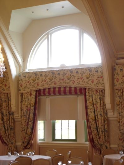 Arched Window Treatments, ADJUST-A-VIEW Moveable Arches by Omega, Moveable Arched Window Treatments for Half and Quarter Circle Windows: Gallery