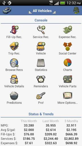 mileage tracking app iphone