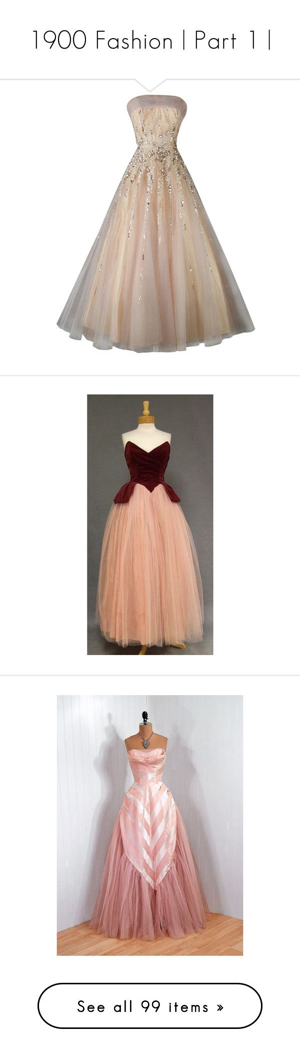 """""""1900 Fashion 