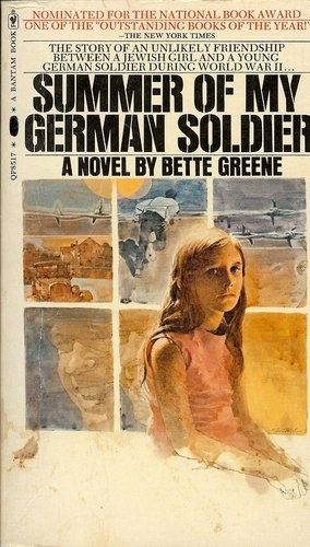 summer of my german soldier by Summer of my german soldier why where the nazis coming to jenkinsville the nazis came to jenkinsville because they are going to the prison near by.