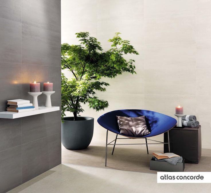 #BORD cumin | #ARTY sugar, charcoal | #AtlasConcorde | #Tiles | #Ceramic | #PorcelainTiles
