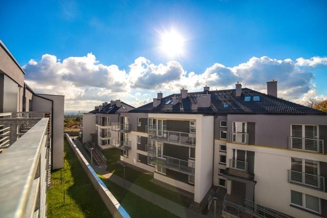 modern housing in Szczecin
