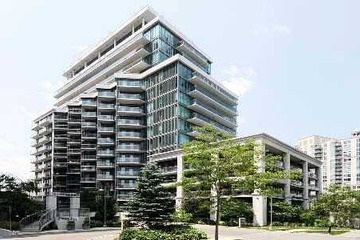 Sold! Spacious 1 Bed+ Den @ Voyager 2 On Etobicoke's Riviera*2 Walk-Outs To Balcony With Lovely South and East Views Over The Park, Lake and Downtown*Large Open Concept Livingamp;amp;Dining Area With Laminate Floorsamp;amp;Walk-Out To Large Balcony*King-Sized Master Has 4-Pce Ensuite Bath; Walk-Out To Balcony*Den Could Be Second Bedroom With A Private Guest Bath *Waterview Voyager Is Is A Luxurious Development W/Full Amenities.